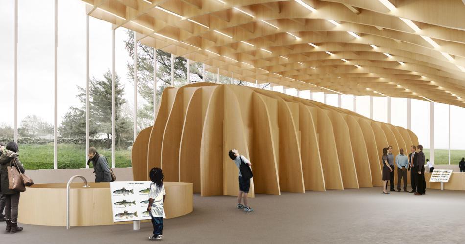 046 - Wooden net