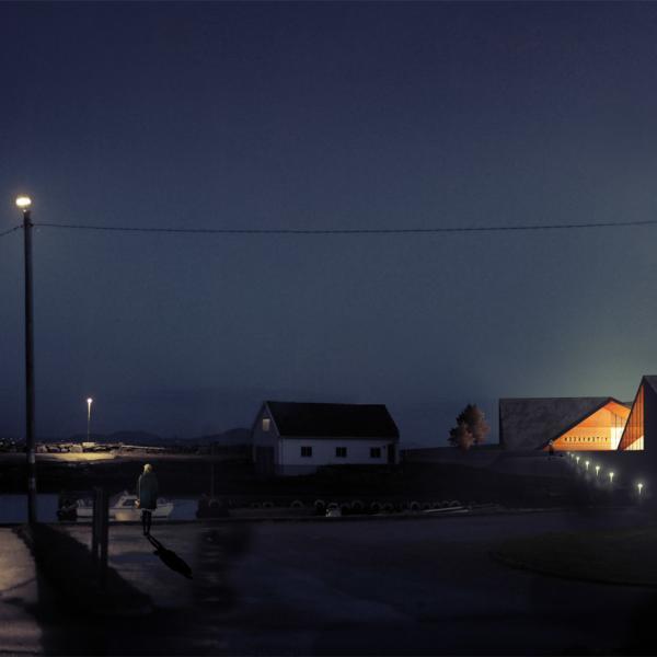 056 - Kanten mot havet